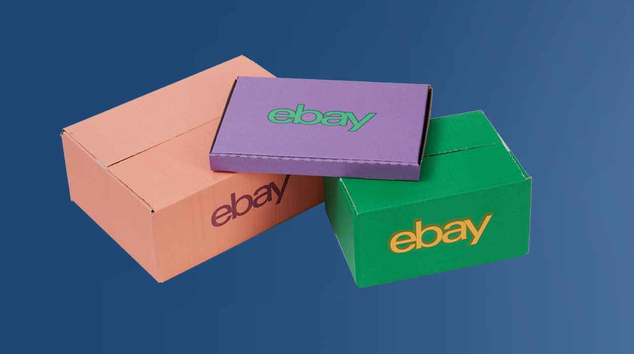 eBay eCommerce Packaging Boxes