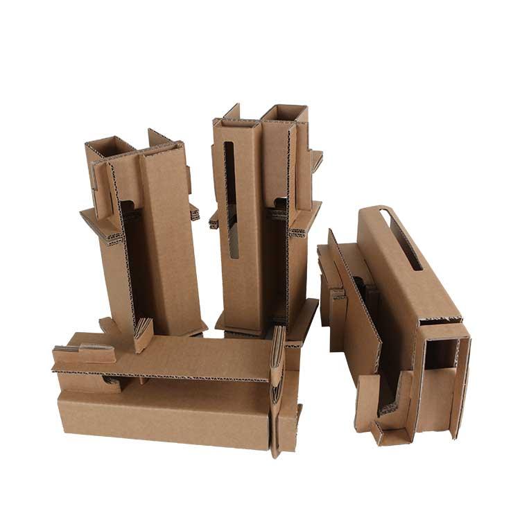 Corrugated End Caps | Packaging | Smurfit Kappa