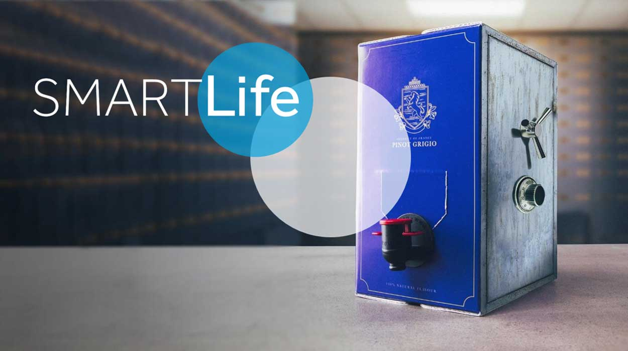 SmartLife Bag-In-Box Wine expertise