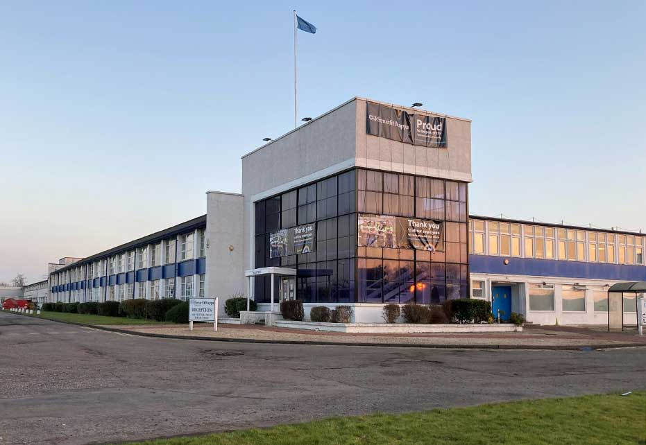 Smurfit Kappa announces major investment in Scotland