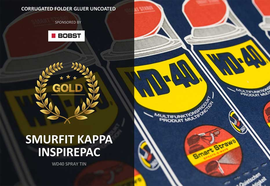 Smurfit Kappa's innovative packaging recognised with 18 EFIA Awards
