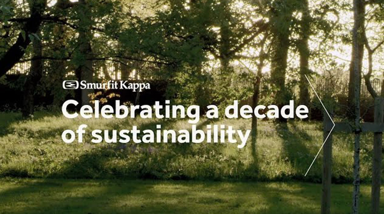 10 Years of sustainability