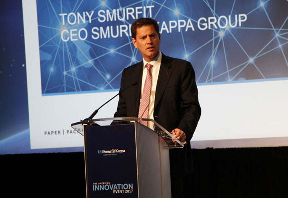 Smurfit Kappa showcases leadership in design and sustainability at Innovation Event