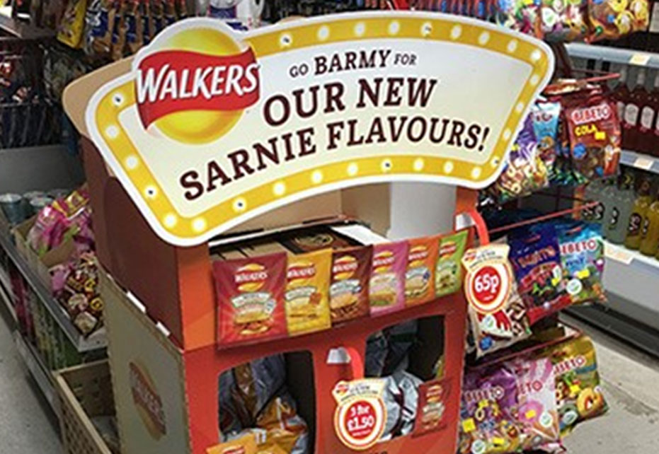 Smurfit Kappa once again tastes the flavour of success with award-winning displays