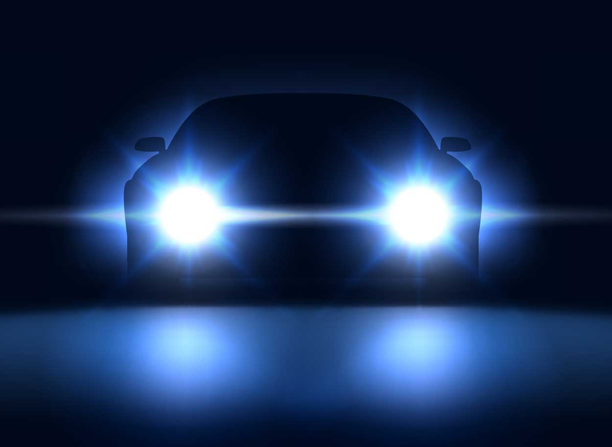 Car-Headlights